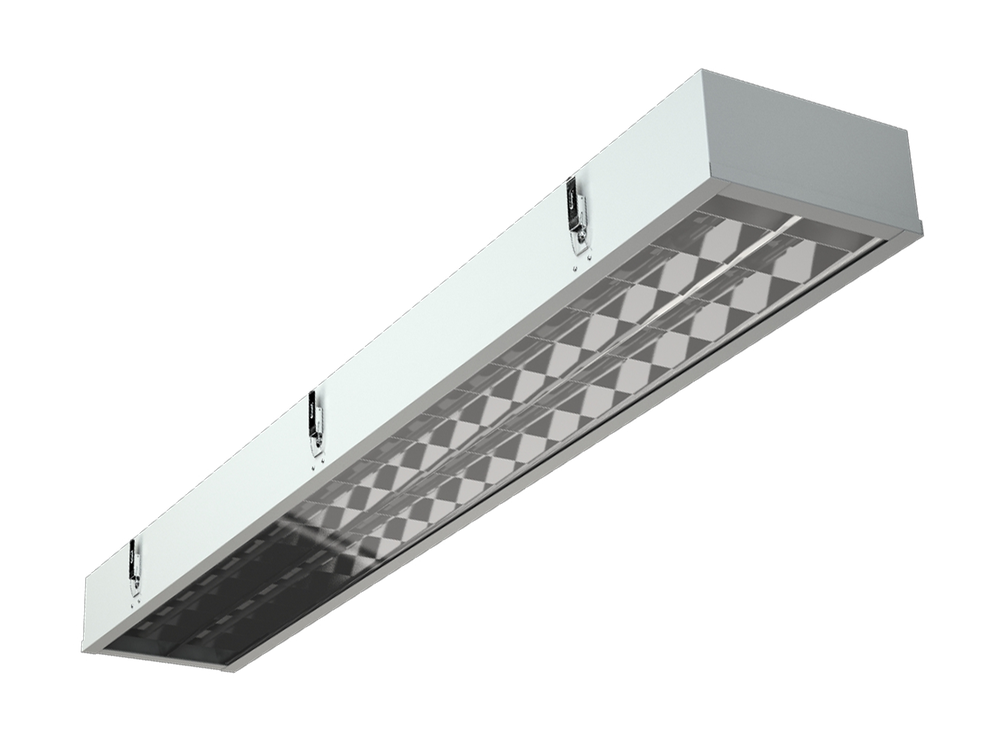 Photo SPORTLUX Luminaires for indoor sports facilities