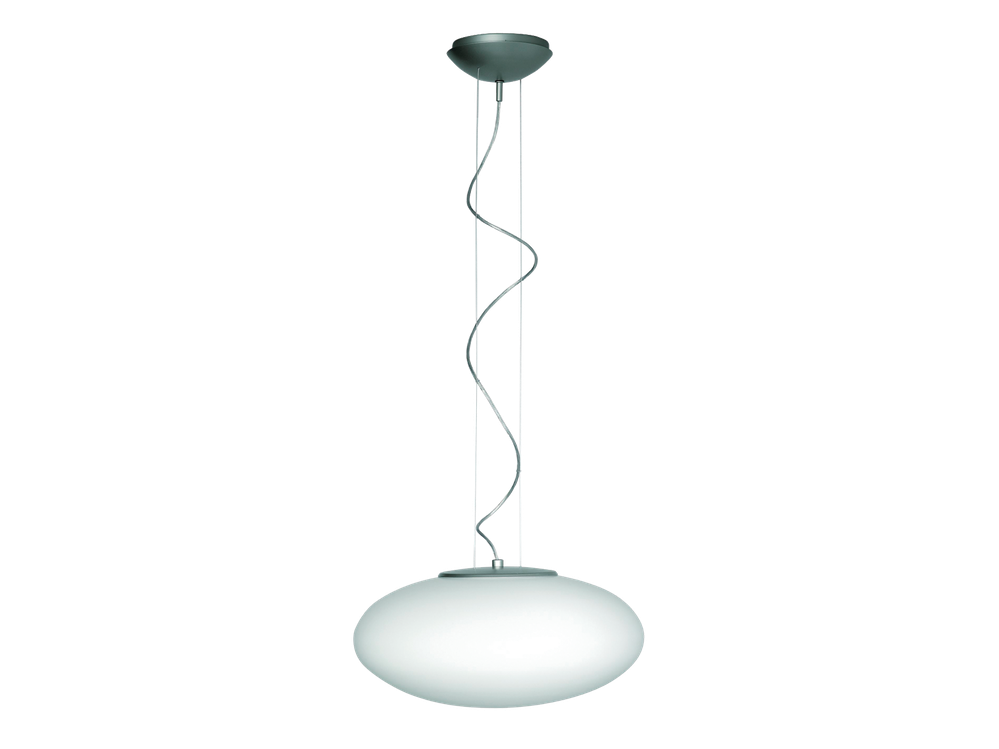 Photo ASTERION P Suspended glass luminaire