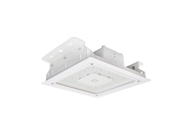 Photo INSEL LB/R LED INSEL Series recessed luminaires