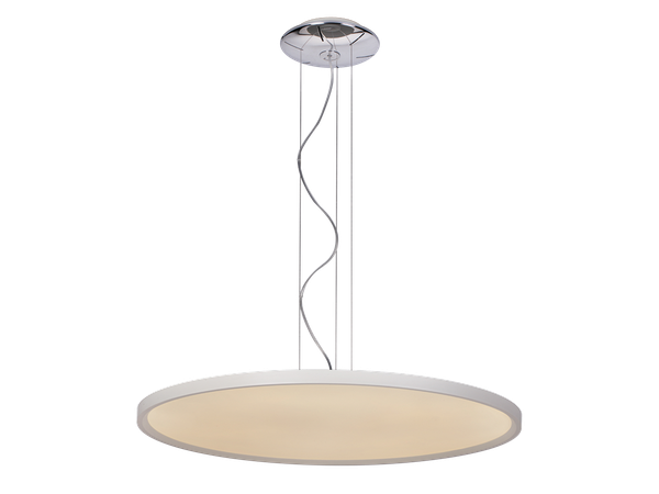 Photo DISCUS Suspended LED-based luminaire