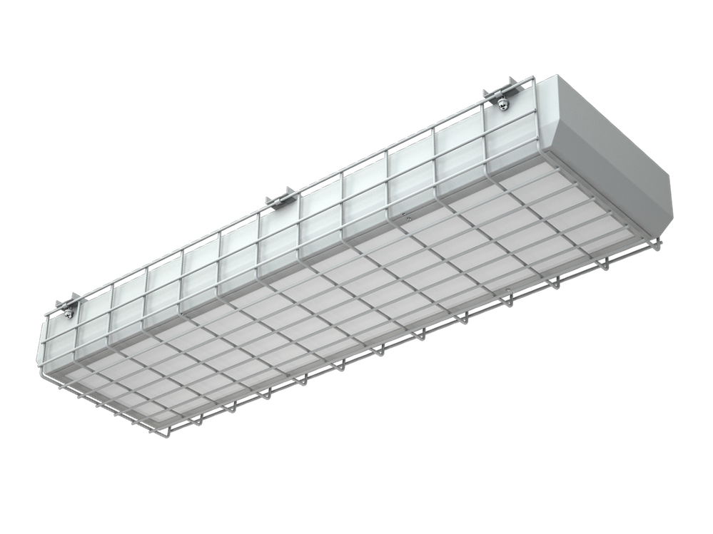 Photo SPORT LED Grids for luminaires for indoor sports facilities
