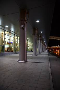 Sheremetyevo-2 Airport, terminals D and F