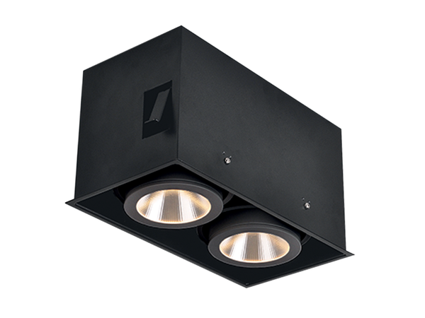 Photo ZIP Recessed LED-based luminaire