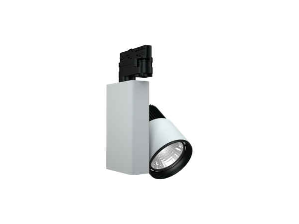 Photo LEON/T LED Spot lighting luminaire with LEON/T concentrating optics