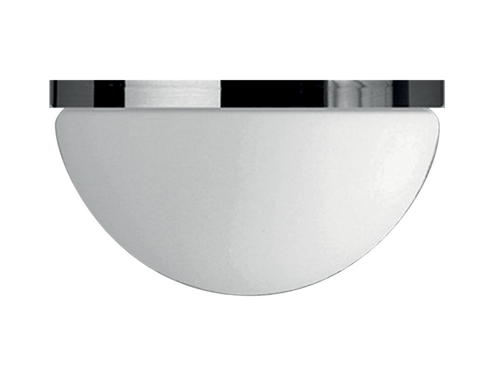 Photo LEDA S Surface-mounted glass luminaire