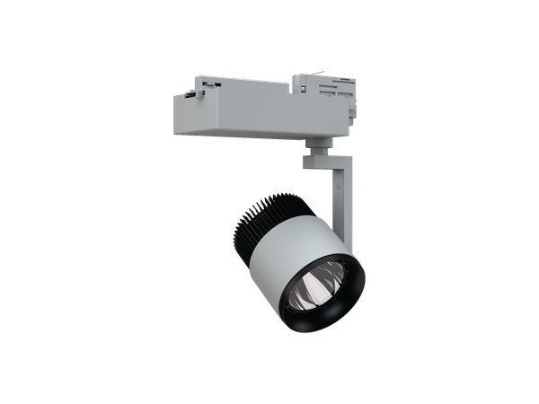 Photo FLIP/T LED Spot lighting luminaire with FLIP/T concentrating optics
