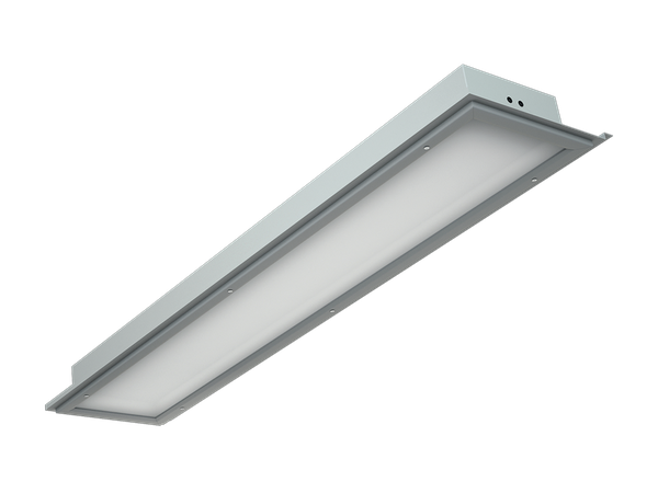 Фотография ALD Светильники ALD для реечного потолка со степенью защиты IP54
