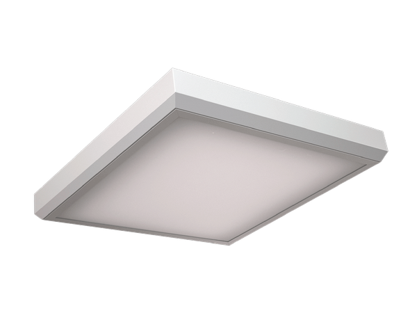Photo OPL/S Luminaires with an opal diffuser