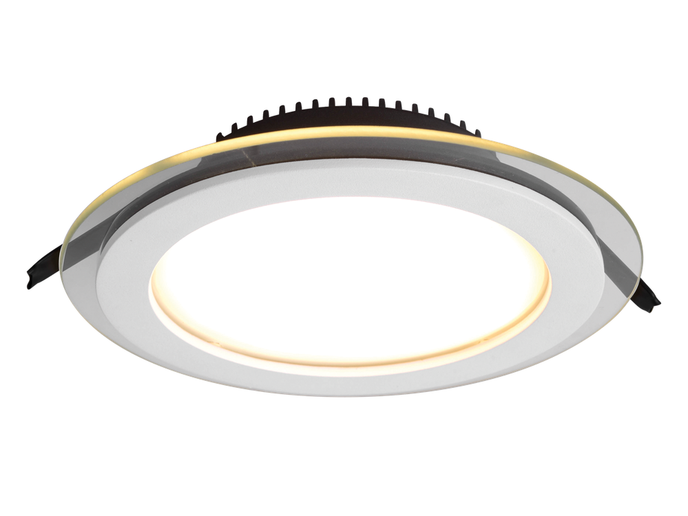 Photo Piano C Recessed LED-based luminaire