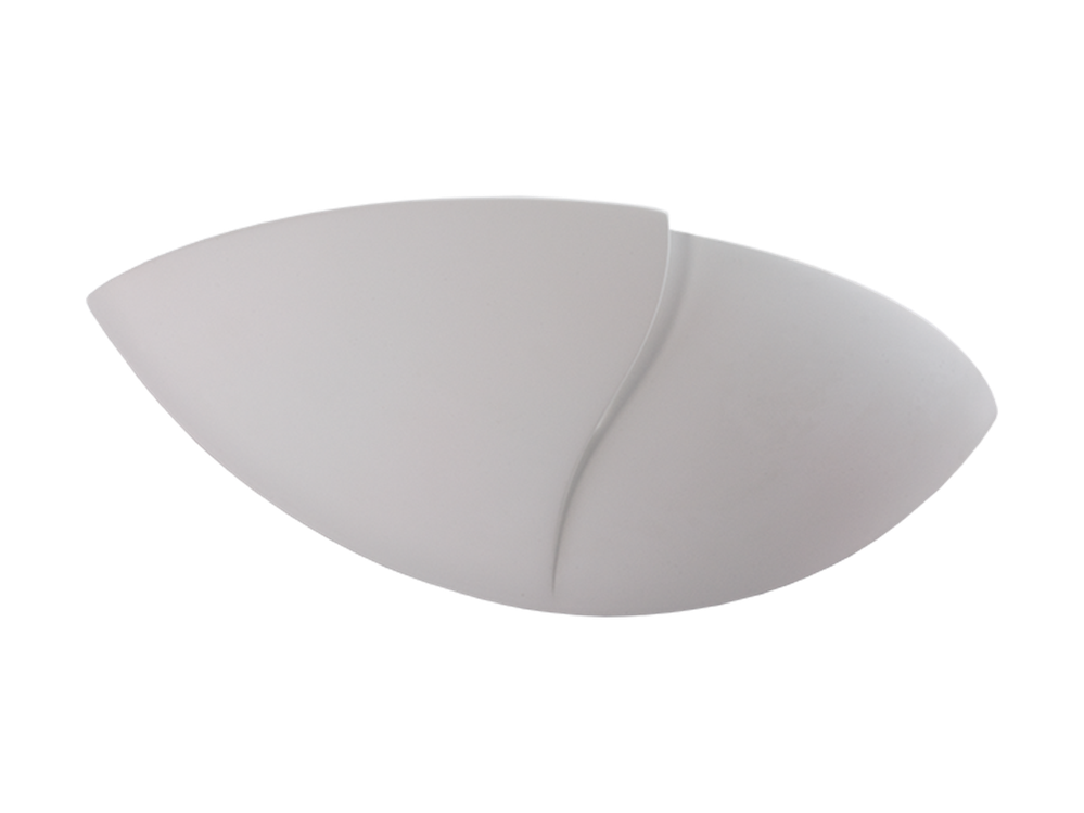 Photo PLW 006 Wall-mounted plaster luminaire