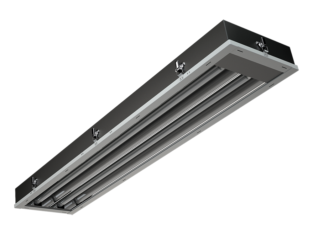 Photo STOCK ADVANTAGE Fluorescent luminaires for high ceilings