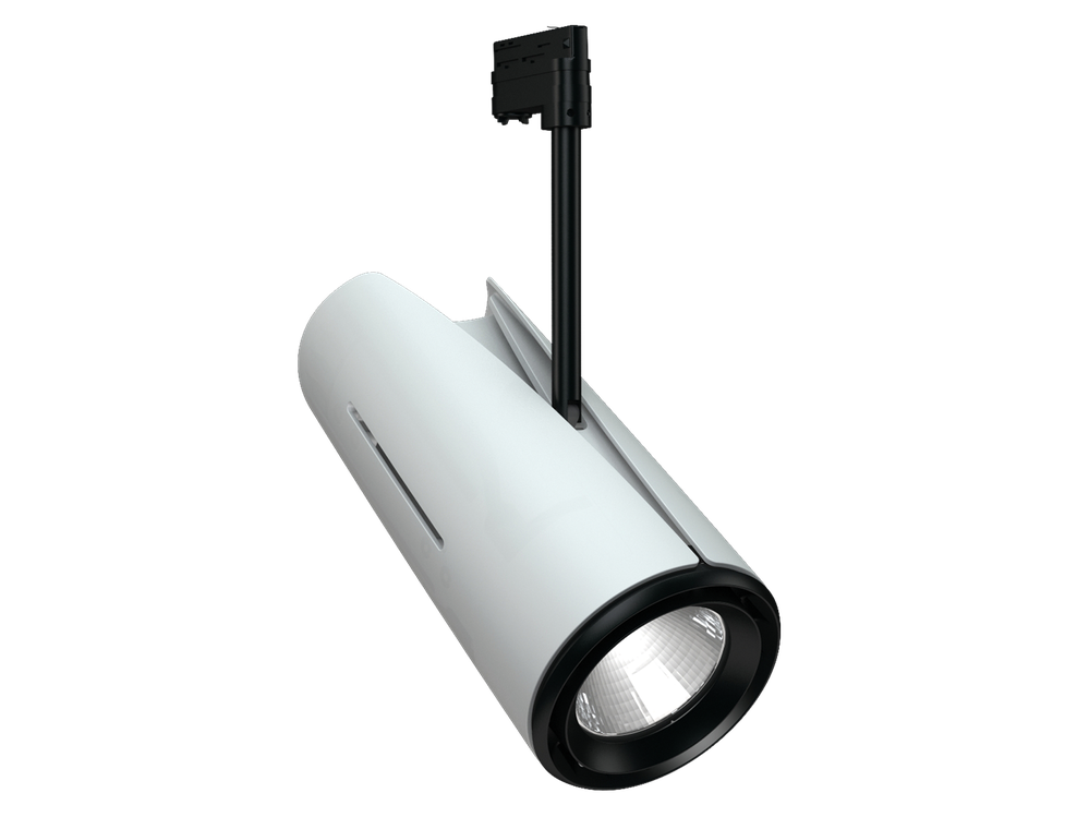 Photo JET/T LED Spot lighting luminaire with concentrating optics