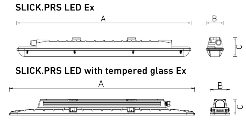 SLICK LED Ex