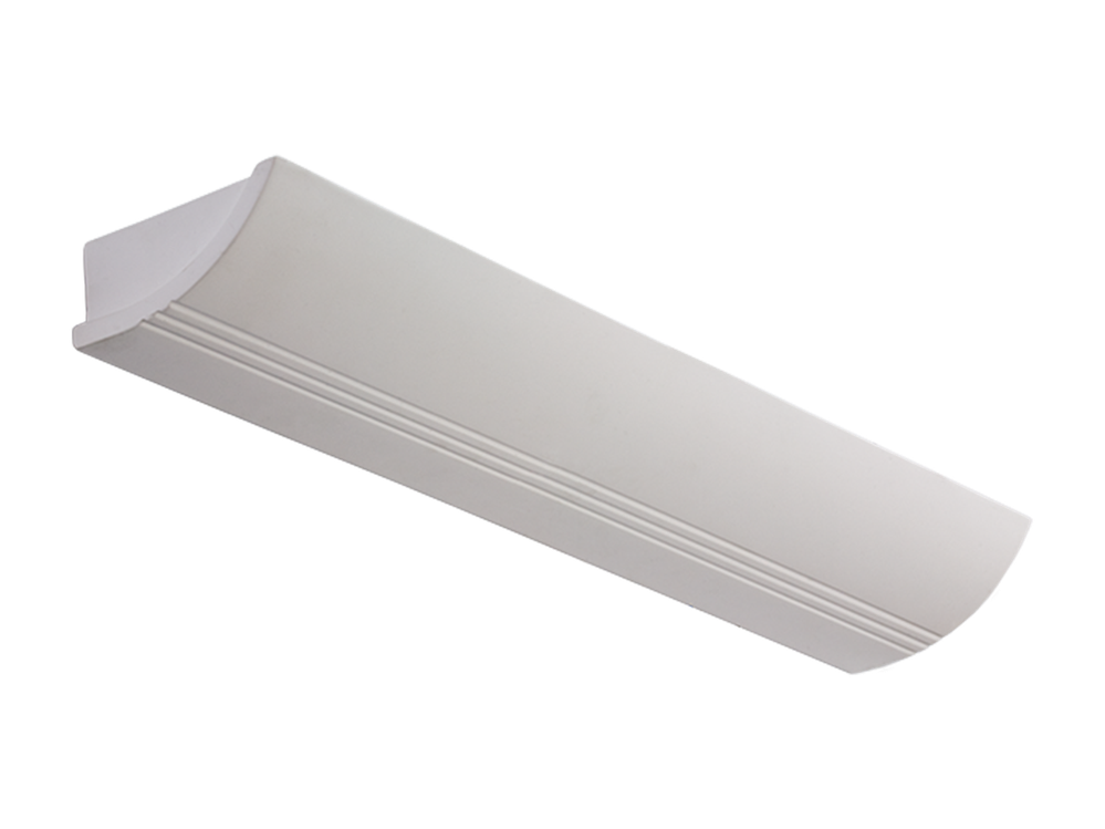 Photo PLW 005 Wall-mounted plaster luminaire